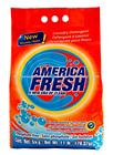 América Fresh lavandaria detergente em pó saco de 5 kg 11 lb fabricante distribuidor