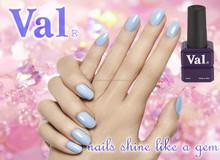 The best quality USA High Shine 2 Step Gel Nail Polish