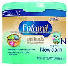 <span class=keywords><strong>Enfamil</strong></span> premium <span class=keywords><strong>fórmula</strong></span> recién nacido en polvo bañera- 22.2 oz.( 4 pack)