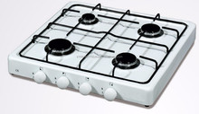 Gas Cooker with 4 gas 3+1 ad 4 Hot Plate