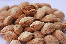 ALMONDS FROM KASHMIR , INDIA