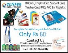 Deals In All Kinds Of Id Cards, Ribbons & Pouches In Cheap Rates