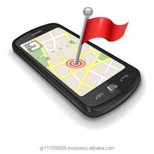 Tracking application for mobile smart phones