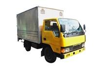 4 wheeler closed van for rent / hire