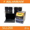 Off Grid Solar energy generator(1200W) / SOLARGUIDE 1200