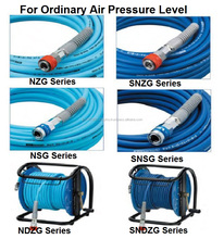 Soft air tube for car tire hand air pump made by japanese manufacturers
