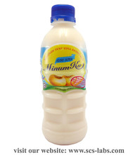Assorted Bottled Soy Milk