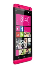 BLU Win HD 5-Inch Windows Phone 8.1, 8MP Camera Unlocked Cell Phones - Pink And other colours