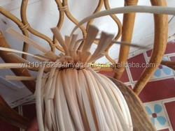 Natural rattan raw material