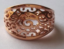 Rose Plated Rings