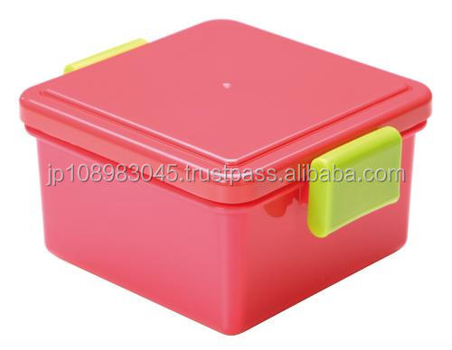 plastic bento box gel cool lunch box with refrigerant on lid. Black Bedroom Furniture Sets. Home Design Ideas