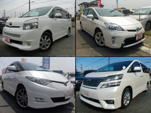 High quality and Durable used toyota left hand drive for irrefrangible accept orders from one car