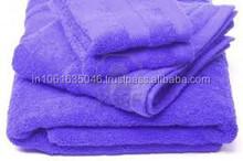 Printed towels custom requirements