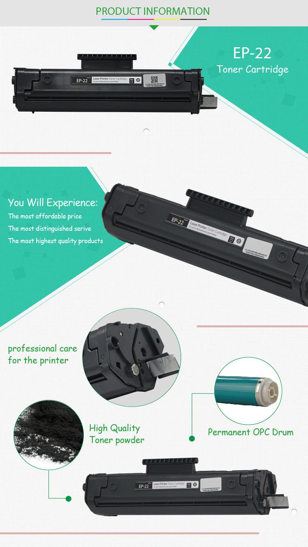 Ep22 Lbp800 810 1120 250 380 Toner Cartridge For Canon Buy Cadtrige
