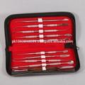 مجموعة 1 مختبر الأسنان طقم أدوات نحت الشمع-- أداة