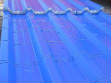 Single skin Metal Roofing - Dubai +971 56 5478106 PPGI/Color coated Aluminum/ Alu Zinc profile sheets - UAE/Qatar/Oman/Bahrain