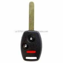 Remote Head Key for Honda CRV, Fit, Insight FCC ID: MLBHLIK-1T