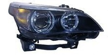 NEW Replacement Head Light Lens And Housing (Driver Side) - BM2502140