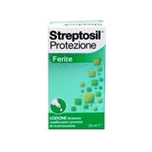 Streptosil Injury Protection Lotion 20ml