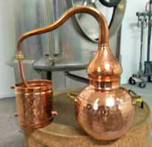 Distillery 1 liter to 500 liters or more * Still * Alambicco * Alambique * Alembic * handmade copper
