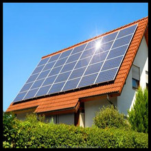 solar panel for house mounting