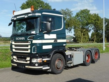 Used truck Scania R 480 (233276)