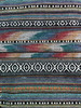 100% Ikat dobby fabric s manufacturers in india