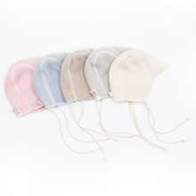 Baby cap natural 0-3 mth