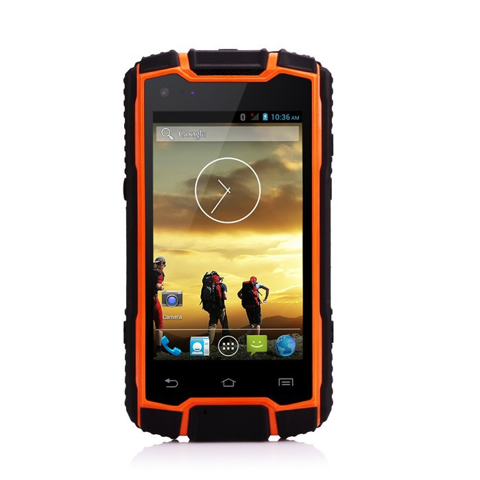 ... phone 3g dual sim quad core smartphone waterproof rugged mobile phone