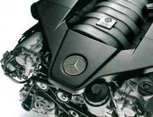 Mercedes Spare Parts - Genuine