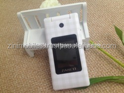 2015 newest 3G old man mobile phone zini G4 cheap UK brand mobile phone made in China