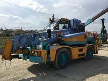 Japanese Used Rough Terrain Crane For Sale LW80-1 Japan