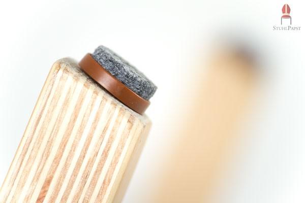Bodengleiter-Efficace patins en feutre, pratique protection pour chaises et tables, pas cher meubles planeurs