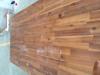Acacia wood finger Joint Laminated board/wood Worktop/Countertop/Benchtop, Table top, solid wood shelving
