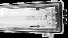 Ex fluorescent light fitting PSF