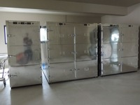 factory produce chiller for cadaver storage no frost morgue equipment
