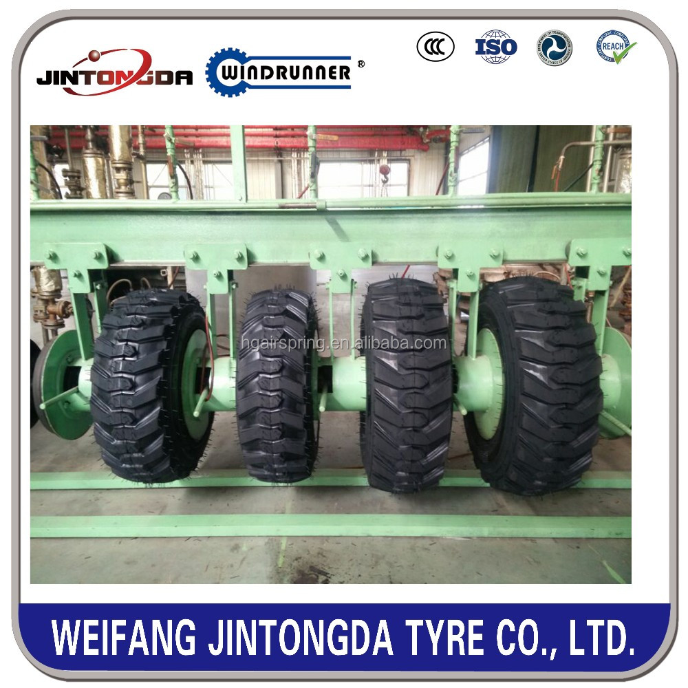 Backhoe Tire Brands : China top brand industrial backhoe tire  with dot