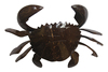 Decorative coconut shell crab made in vietnam, coconut shell crab for gift, souvenir