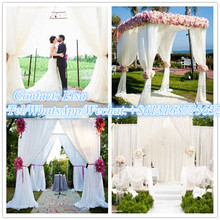 Singapore wholesale used backdrop pipe and drape for wedding with cheap price and high quality
