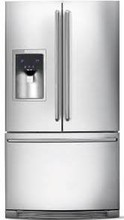 """Electrolux EW28BS85KS 36"""" French Door Refrigerator with Wave-Touch"""