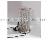 Decorative Crystal Table Corner Lamp , Decorative Crystal Lamp , Crystal Reading Lamp.