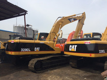 CAT 320CL cheap price,Used Caterpillar Excavator 320CL for sale, also CAT 320B/320C/320D