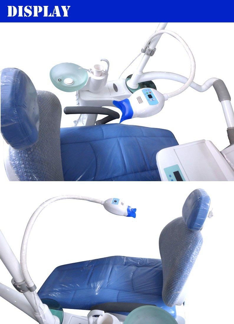 TR-KS-B Dental LED Teeth Whitening Lamp Bleaching System Blue Light Accelerator With Chair Arm Holder,teeth whitening