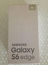 Ramadan Discount for Brand New in Box Samsug Galaxi S6 Edge 32GB