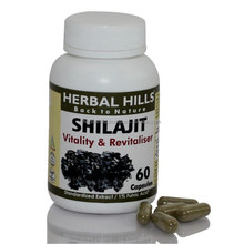 Natural Stress Booster herbs Shilajit