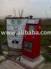 Coin operated Nitrogen Tire Inflator