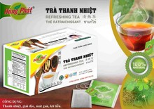 REFRESHING TEA- Health herbal tea(teabag)