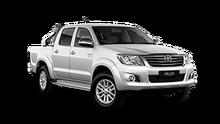 2015 RHD Toyota Hilux