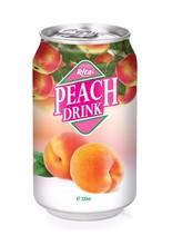 Best flavor of peach juice 330ml