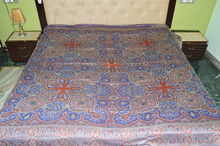 High quality Viscose bed cover comforter in artistic designs
